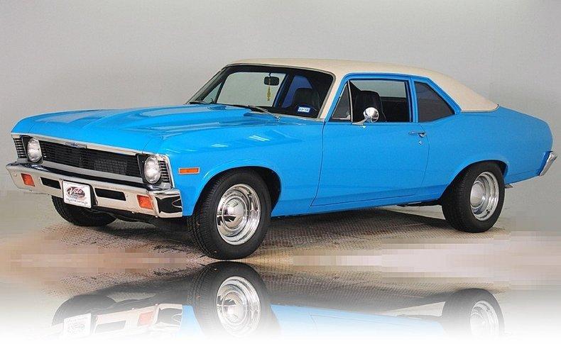 1972 Chevrolet Nova Image 52