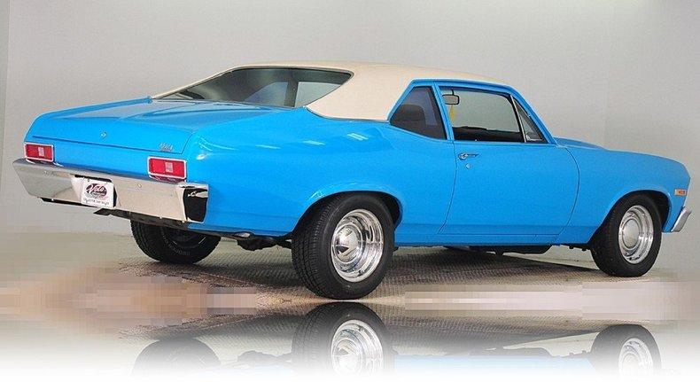 1972 Chevrolet Nova Image 53