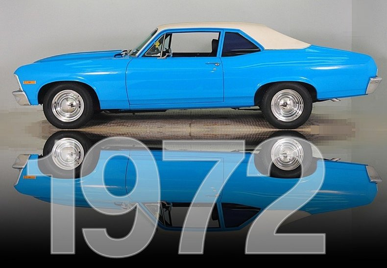 1972 Chevrolet Nova Image 55