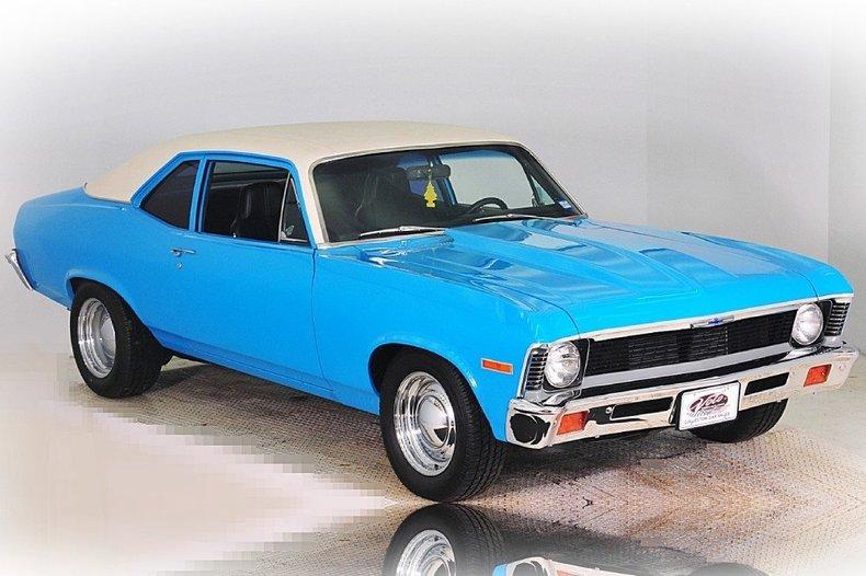 1972 Chevrolet Nova Image 56