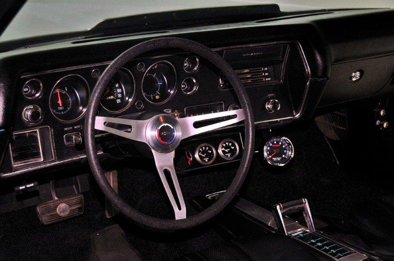 1970 Chevrolet Chevelle Image 2