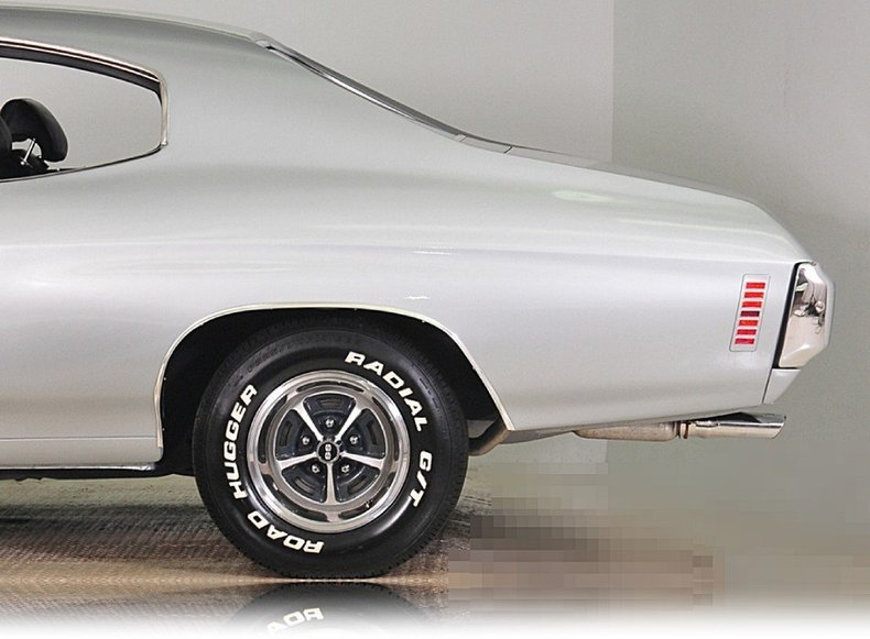 1970 Chevrolet Chevelle Image 16