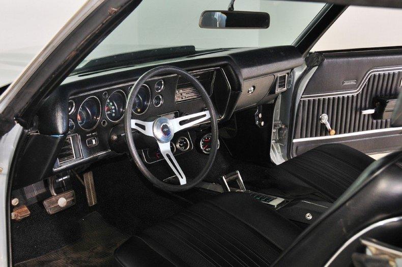 1970 Chevrolet Chevelle Image 19