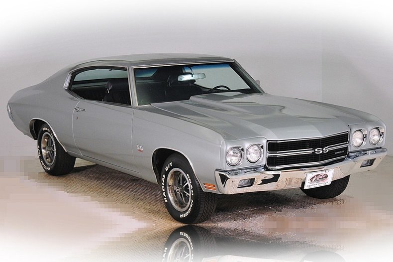 1970 Chevrolet Chevelle Image 22