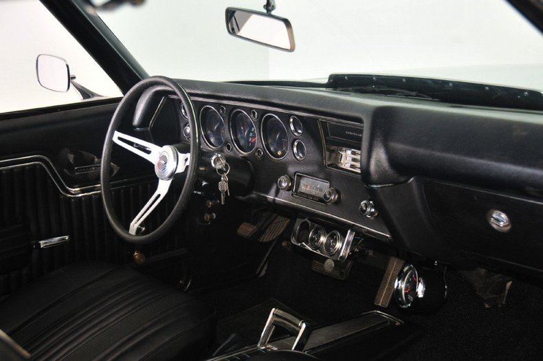 1970 Chevrolet Chevelle Image 35