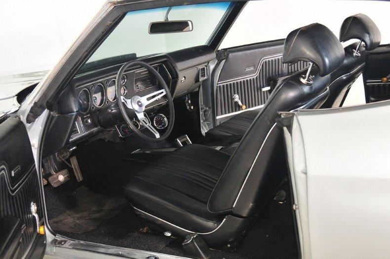 1970 Chevrolet Chevelle Image 44