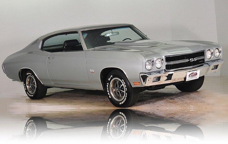 1970 Chevrolet Chevelle Image 49