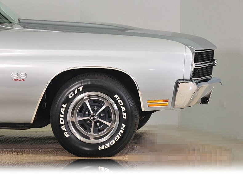 1970 Chevrolet Chevelle Image 53