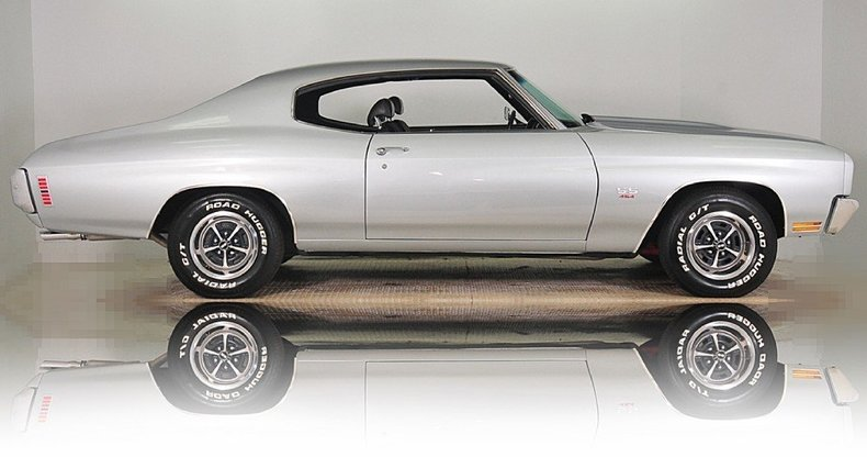 1970 Chevrolet Chevelle Image 54