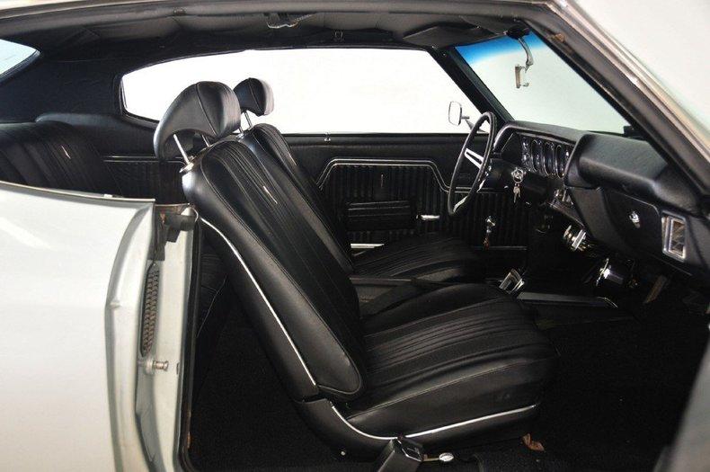 1970 Chevrolet Chevelle Image 55