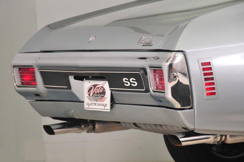 1970 Chevrolet Chevelle Image 57