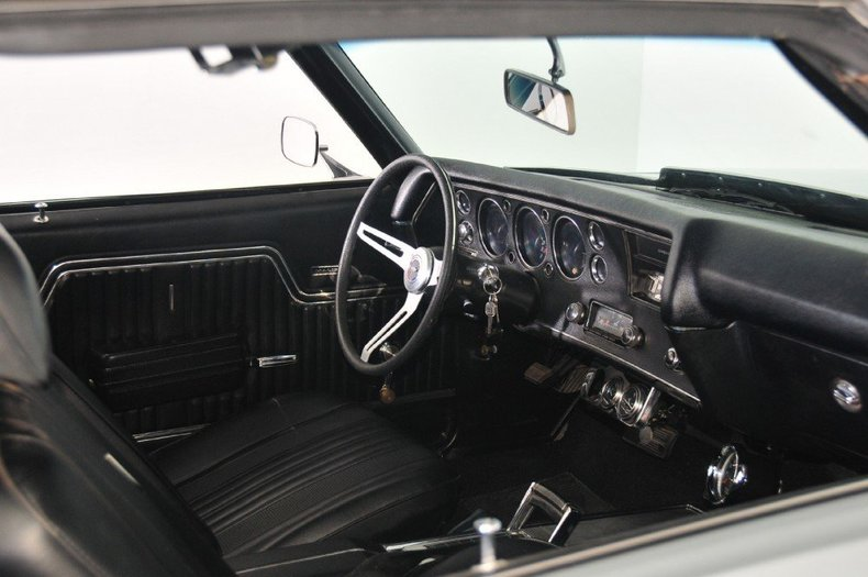 1970 Chevrolet Chevelle Image 58