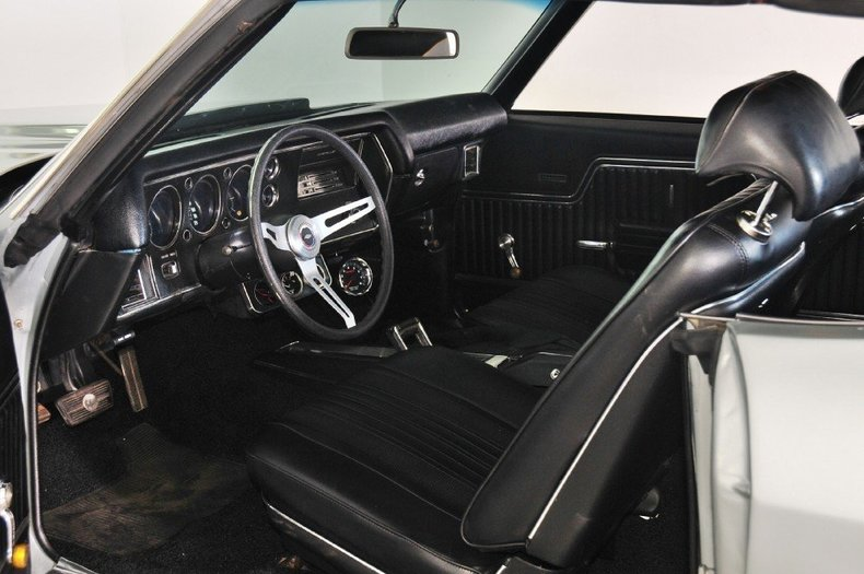 1970 Chevrolet Chevelle Image 62