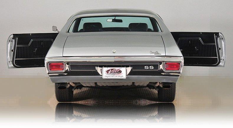 1970 Chevrolet Chevelle Image 63