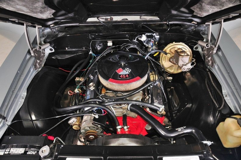 1970 Chevrolet Chevelle Image 64