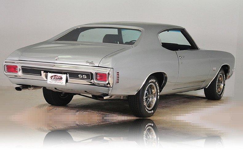 1970 Chevrolet Chevelle Image 70