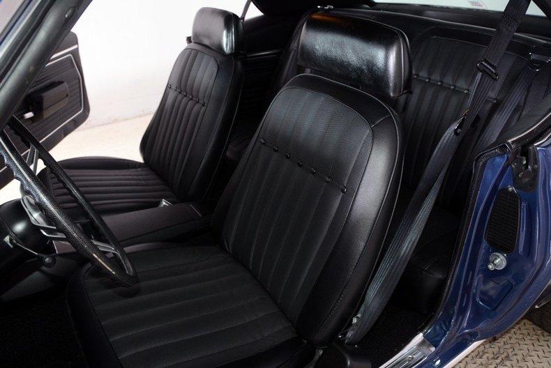 1969 Chevrolet Camaro Image 7