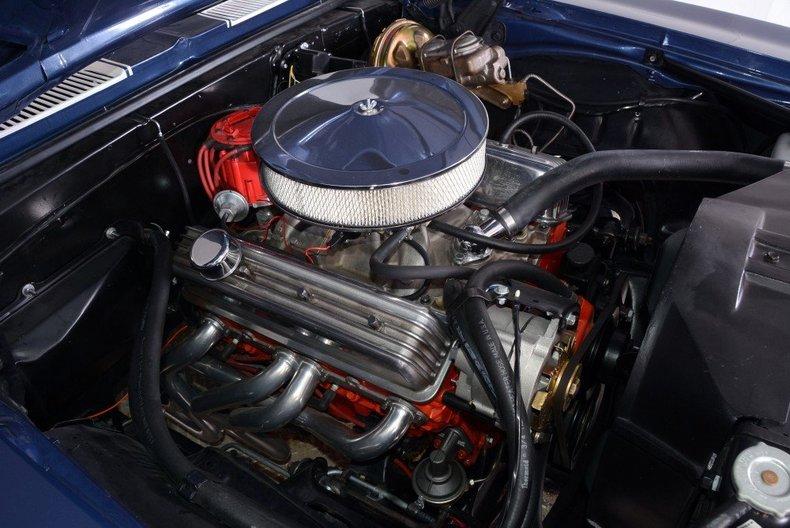 1969 Chevrolet Camaro Image 31