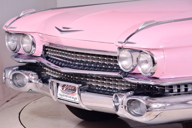1959 Cadillac Coupe deVille Image 19