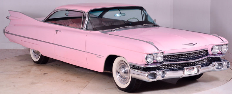 1959 Cadillac Coupe deVille Image 49
