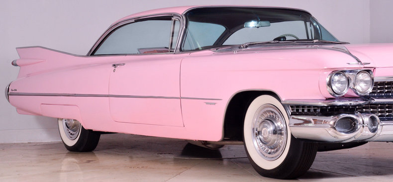 1959 Cadillac Coupe deVille Image 45