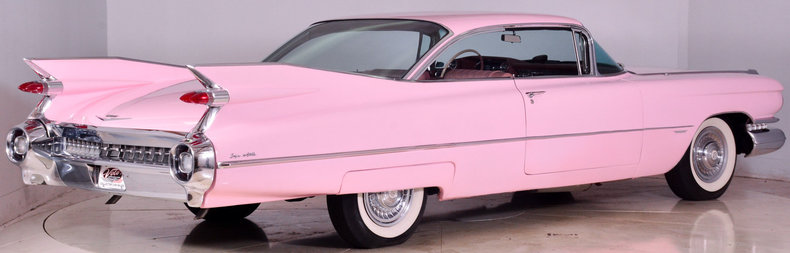 1959 Cadillac Coupe deVille Image 3