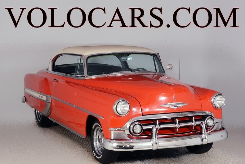 1953 Chevrolet Bel Air Image 1
