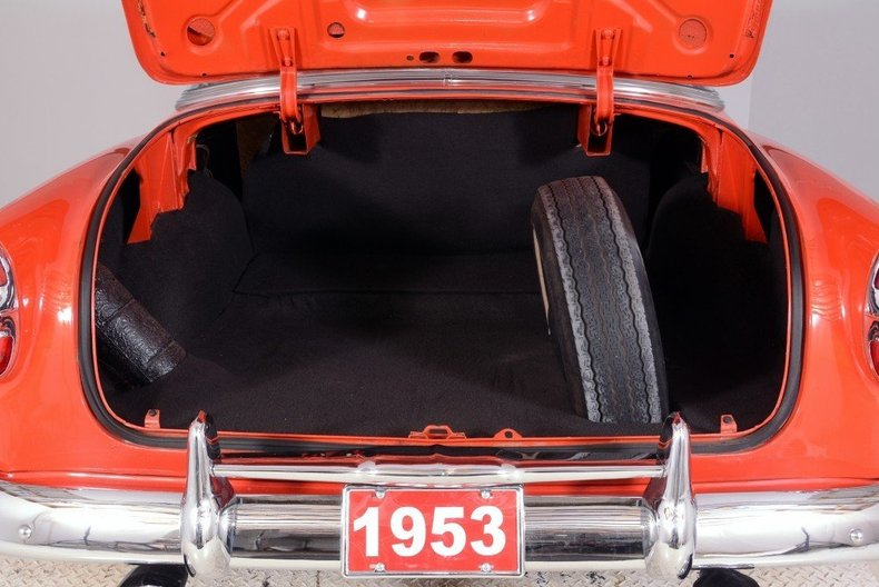 1953 Chevrolet Bel Air Image 24