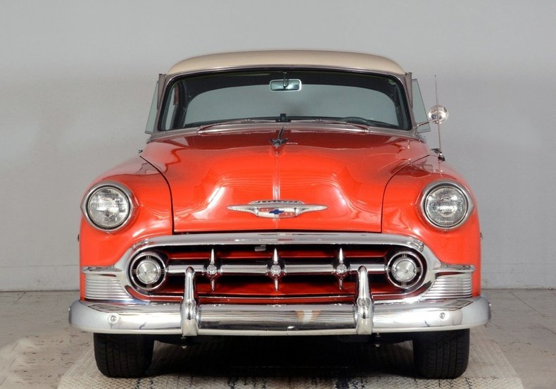 1953 Chevrolet Bel Air Image 33