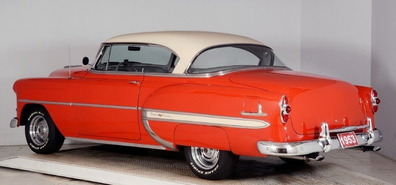 1953 Chevrolet Bel Air Image 43