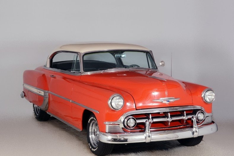 1953 Chevrolet Bel Air Image 64