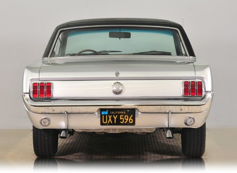 1966 Ford Mustang Image 6