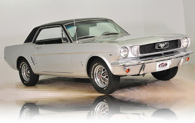 1966 Ford Mustang Image 20