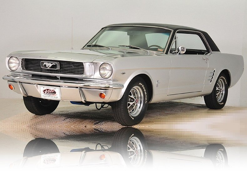 1966 Ford Mustang Image 41