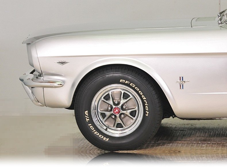 1966 Ford Mustang Image 57