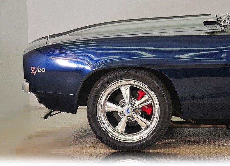 1969 Chevrolet Camaro Image 9