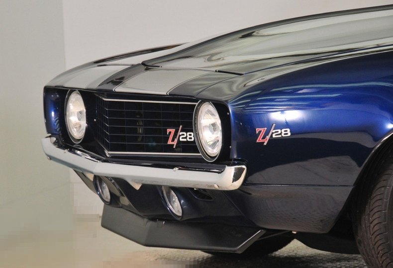 1969 Chevrolet Camaro Image 21