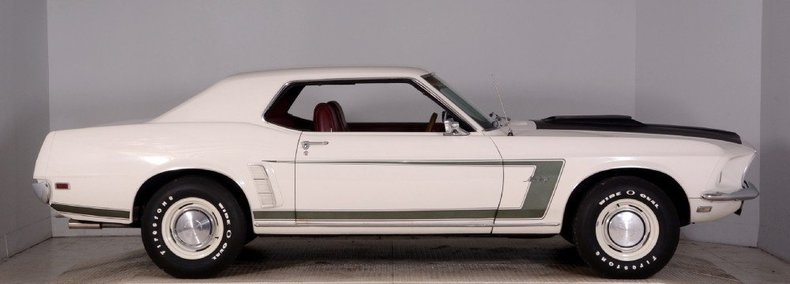 1969 Ford Mustang Image 17