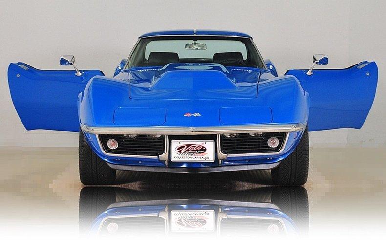 1969 Chevrolet Corvette Image 17