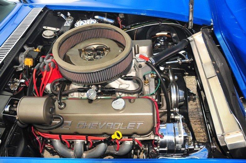 1969 Chevrolet Corvette Image 23