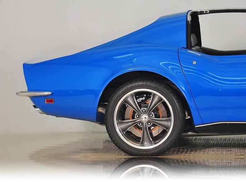 1969 Chevrolet Corvette Image 29