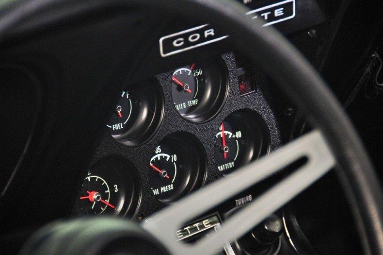 1969 Chevrolet Corvette Image 47