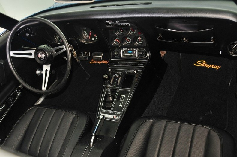 1969 Chevrolet Corvette Image 49