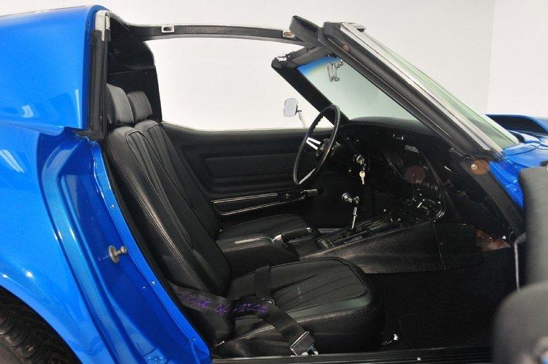 1969 Chevrolet Corvette Image 55