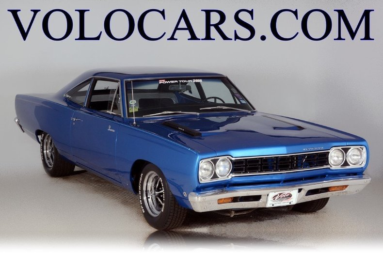 1968 Plymouth Road Runner Image 1