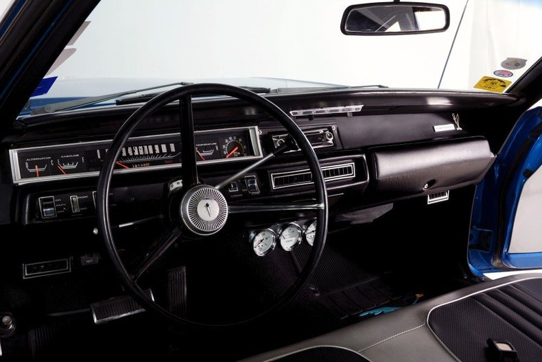 1968 Plymouth Road Runner Image 2