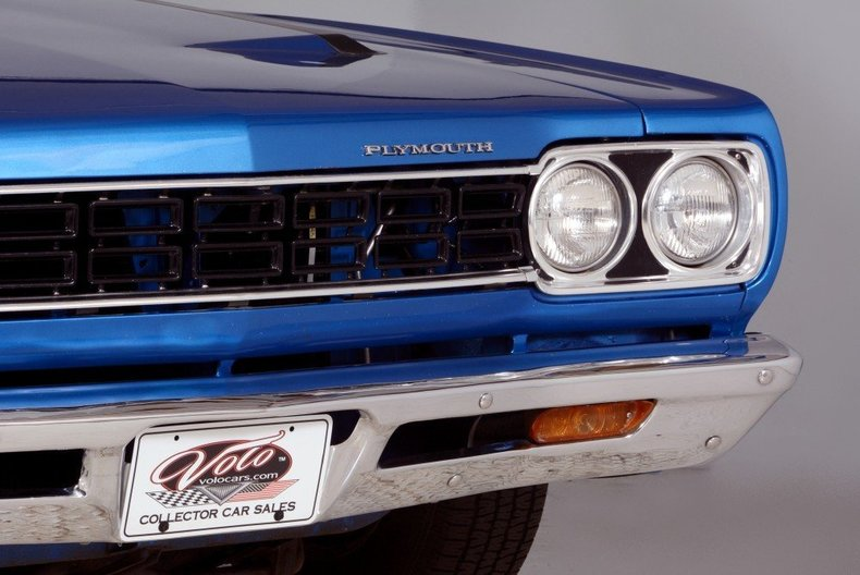 1968 Plymouth Road Runner Image 5