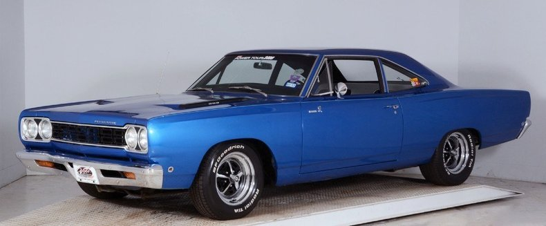 1968 Plymouth Road Runner Image 49