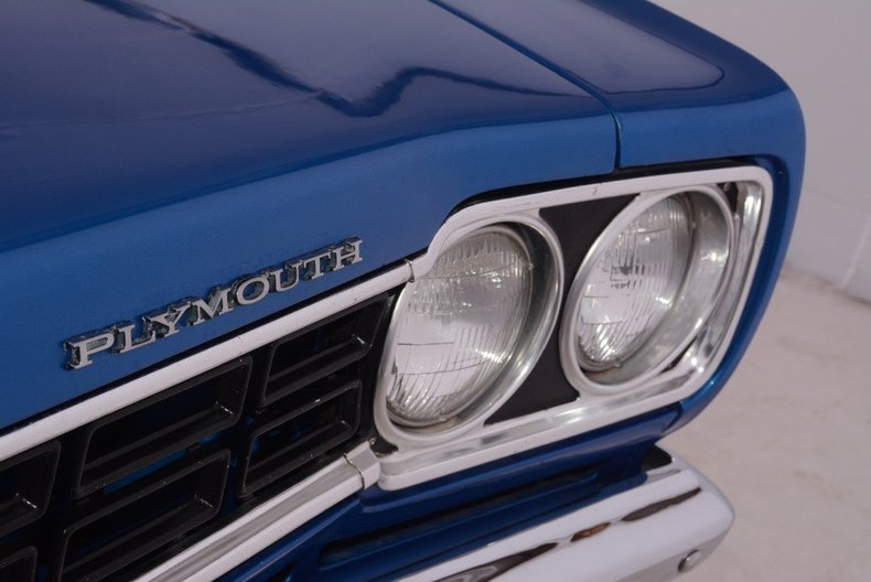 1968 Plymouth Road Runner Image 57