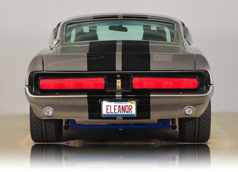 1968 Ford Mustang Image 5
